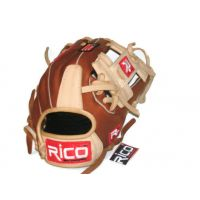 Rico JR-00 11.5 inch Tobacco and Bone